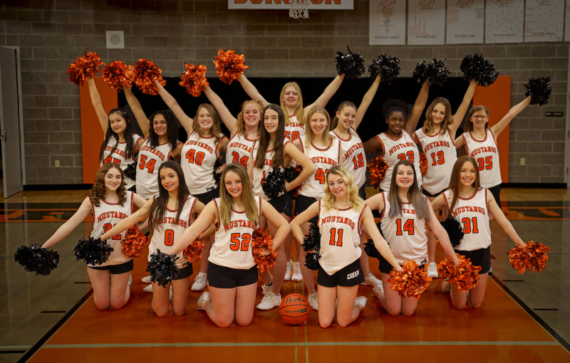 NCHS CHEER SQUAD